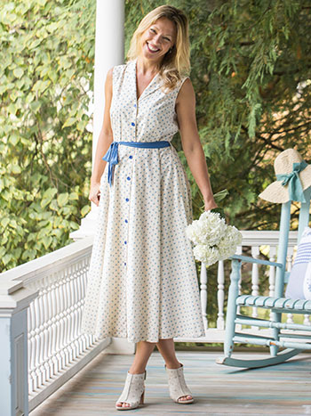 French Betty Dress