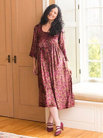 Renaissance Ladies Dress