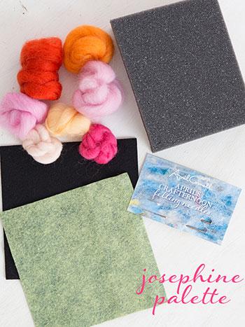 Josephine Felting Kit