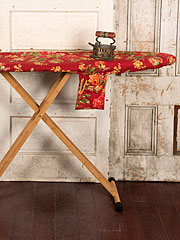 Victorian Rose Ironing Board Cover