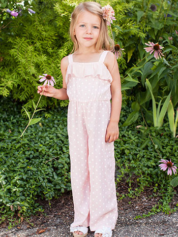 Sweetness Girls Jumpsuit