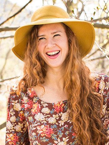 Christa Felt Hat