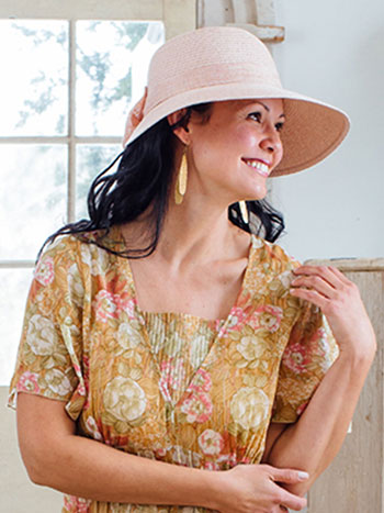 Pink Paradise Hat