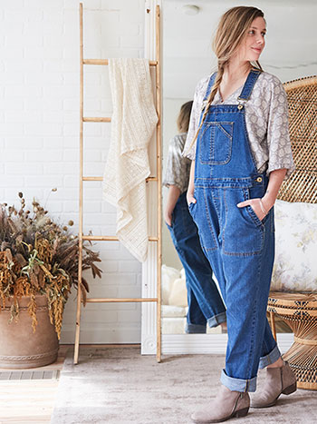 Cowgirl Overalls