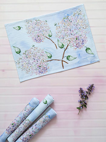 Beautiful Blooms Placemat
