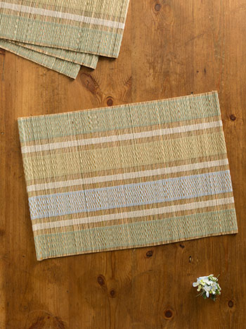 Straw Mat Placemat