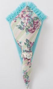 Blossom Stripe Napkin Bundle Set/4
