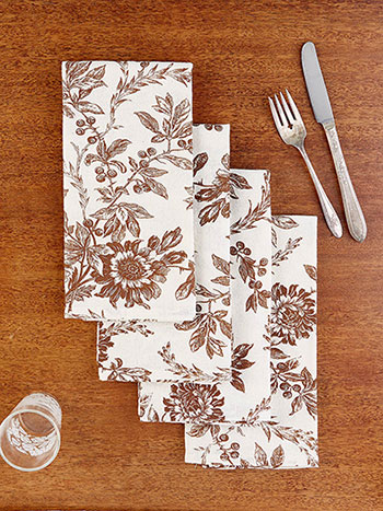 Felicity Napkin Set of 4