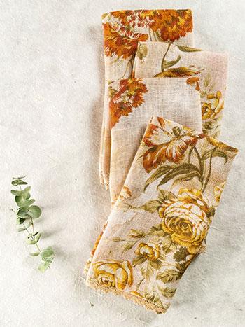 Conservatory Linen Napkin S/4