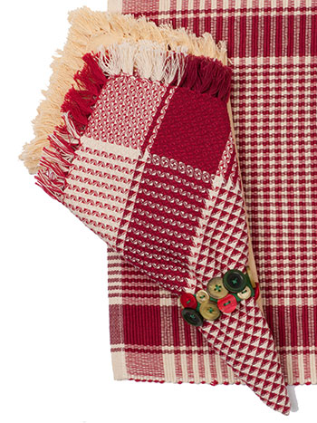 Heritage Plaid Napkin Bundle Set/4