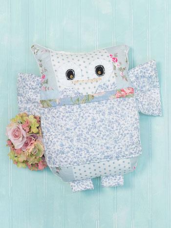 Girlfriend Owlie Pillow