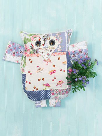 Girlfriend Owlie Pillow