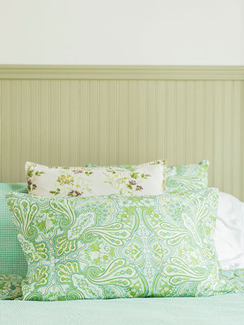 Kashmere Paisley Pillowcase
