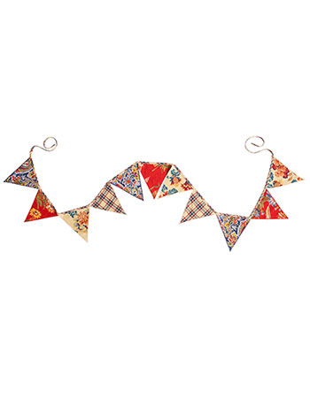 Kindred Patchwork Pennants