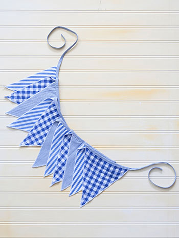 Picnic Patchwork Pennants
