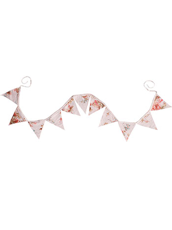 Victorian Rose Pennants