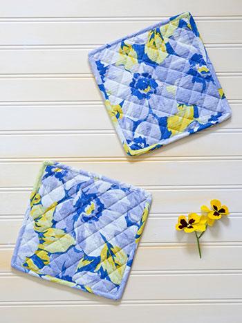 Daydream Honeycomb Potholder