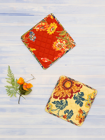 Kindred Patchwork Potholder Set of 2