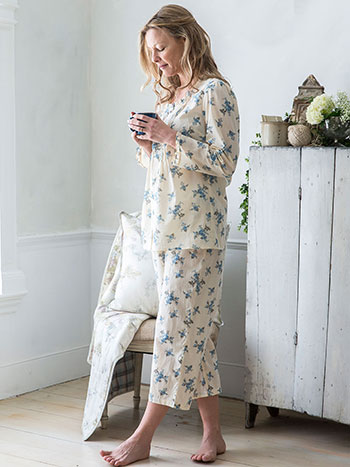 Shy Rose Pajama