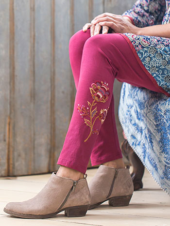 Tapestry Legging