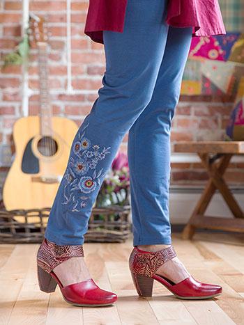 Tapestry Legging