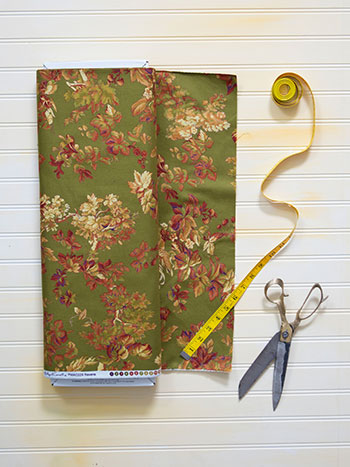 Reverie Fabric - Olive