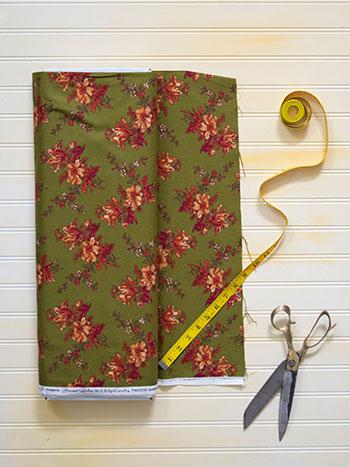 Sonata Fabric - Olive