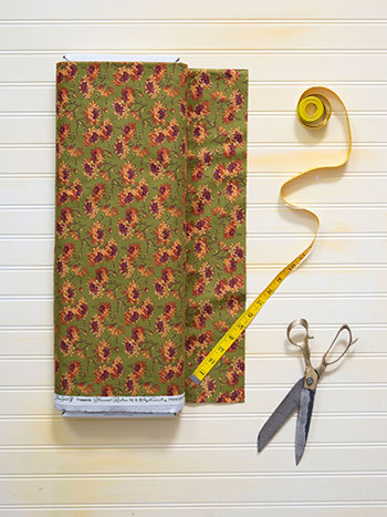 Parlor Fabric - Olive