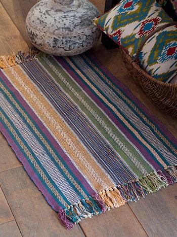 Tribal Weave Rug