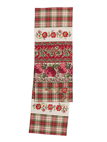 Christmas Patchwork Runner
