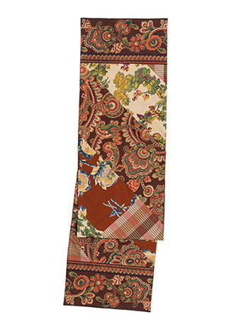 Harvest Riches Patchwork Runner