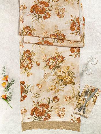 Conservatory Linen Runner