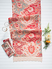 Magic Carpet Linen Runner