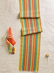 Fiesta Stripe Runner