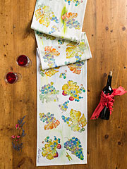 Wine Country Table Runner