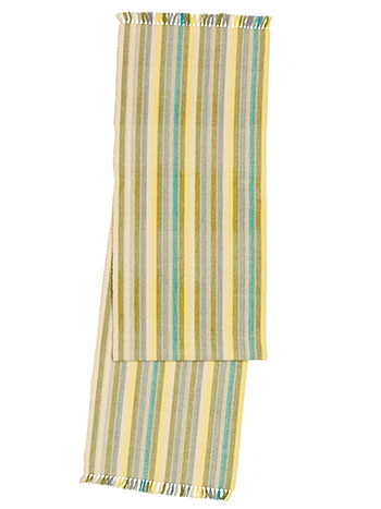 Citrine Stripe Runner