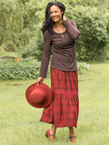 Seaton Skirt