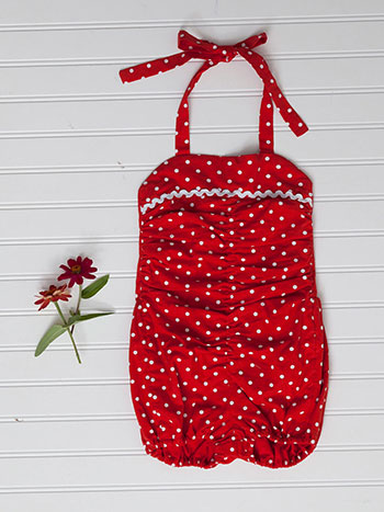 Dottie Girls Sunsuit