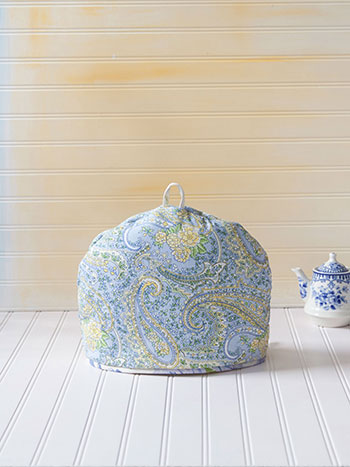 Provence Patchwork Tea Cozy