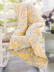 Dandelion Dreams Throw