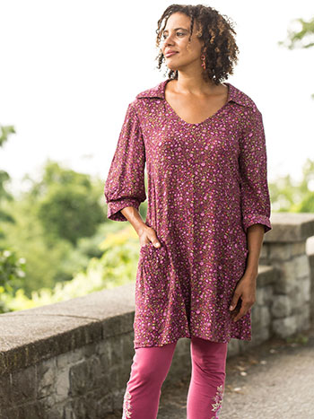 Sweet Flower Tunic