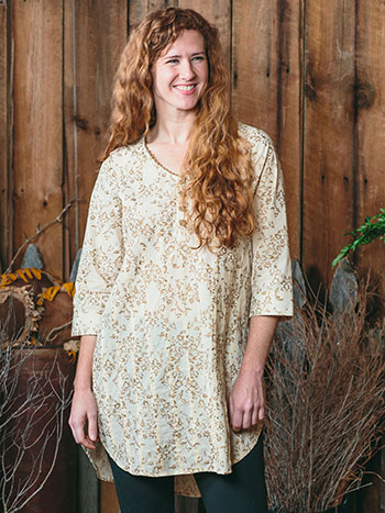Goldenflower Tunic