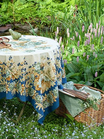 Claudette Tablecloth