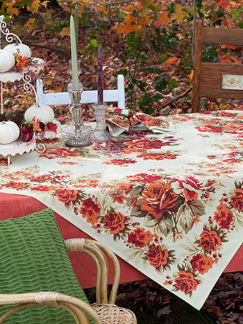 Claudette Tablecloth