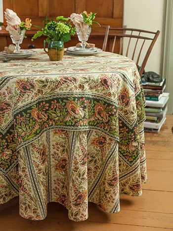 Cornucopia Tablecloth