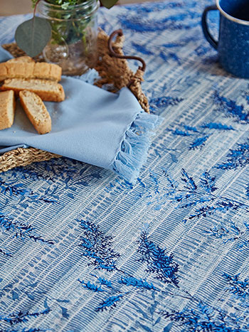 Fern Tablecloth
