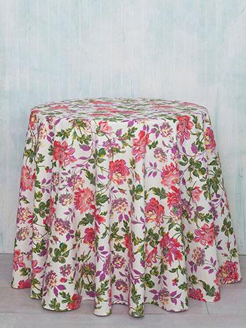 Greta's Garden Round Cloth