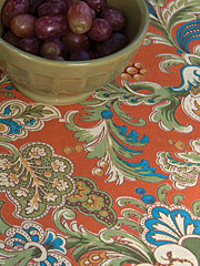 Jacob's Court Tablecloth