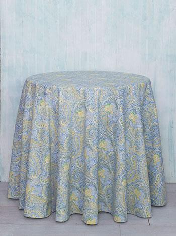 Jamavar Round Cloth