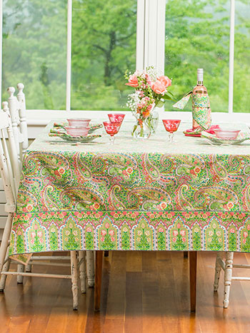 Jamavar Tablecloth